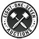 817 Auctions Logo